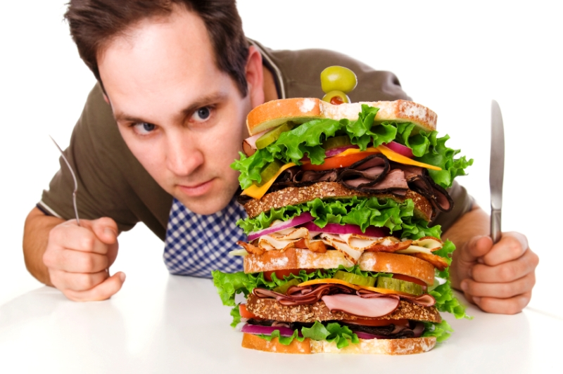 Подобная пища вкусна, но приводит к различным заболеваниям