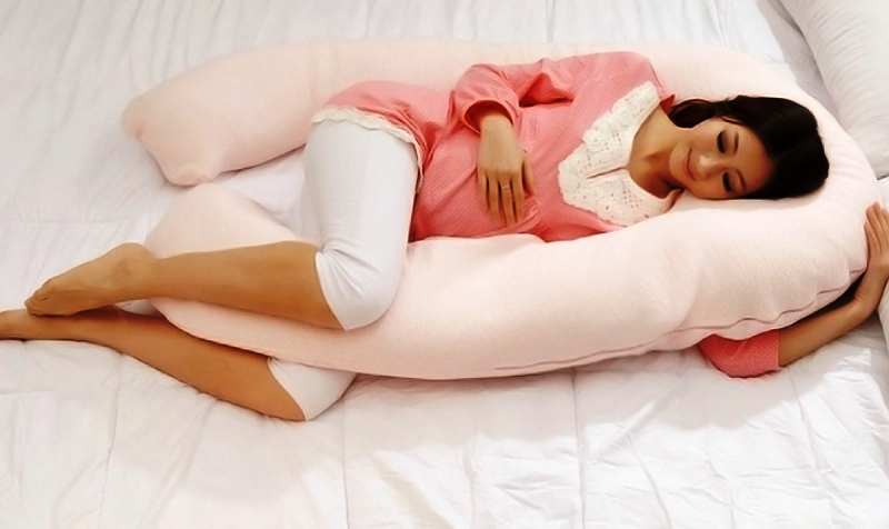Спать и отдыхать лучше на левом боку