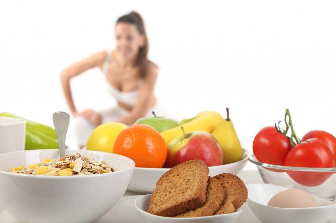 Надо соблюдать правильного питания и вести активный образа жизни