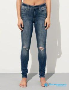 Частое ношение узки джинсов и нижнего белья из синтетики