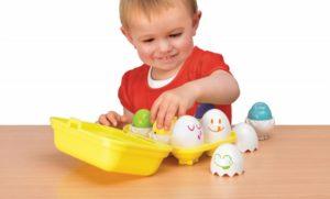 У малыша аллергия на яйца