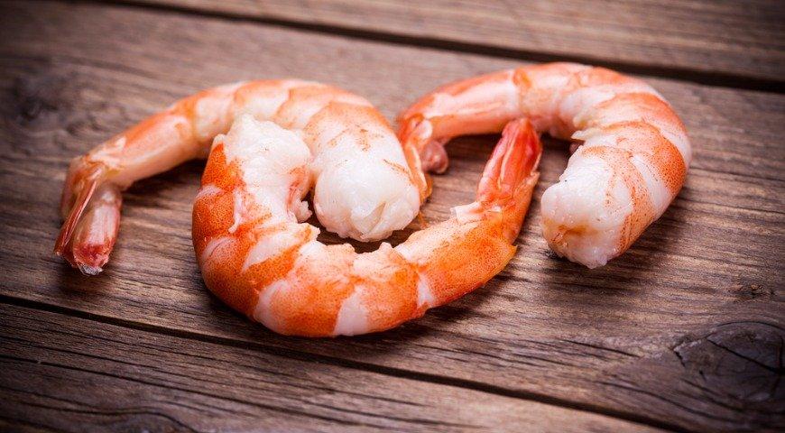 Можно ли есть креветки при повышенном холестерине