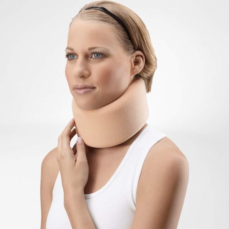 как правильно носить воротник шанца при остеохондрозе