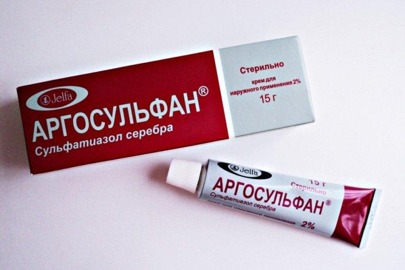 Аргосульфан - отзывы при трофической язве, особенности применения