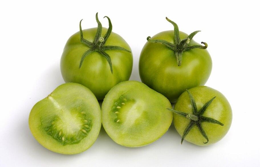 Зеленые помидоры от варикоза
