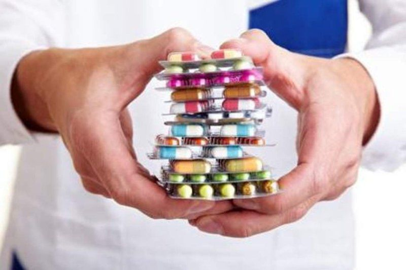 Назначить могут много препаратов