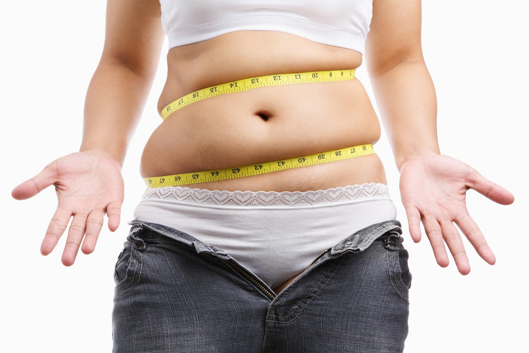 лишний вес при овуляции