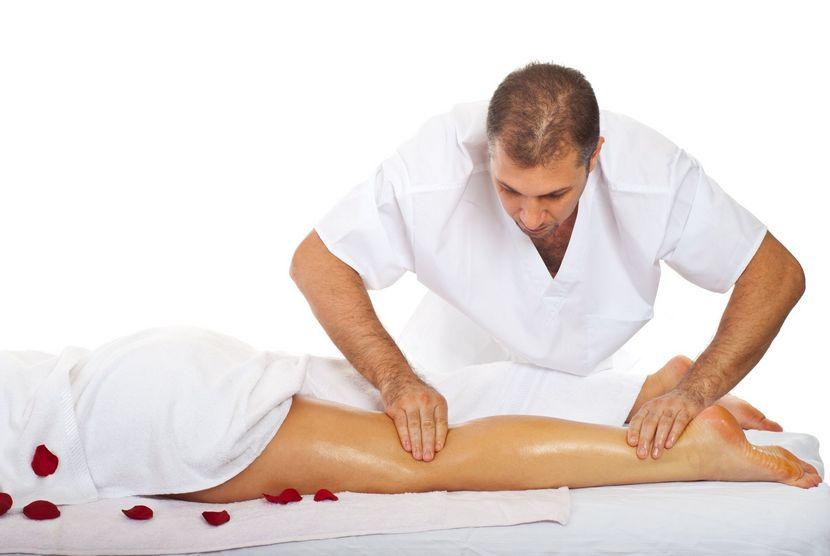 Рекомендации относительно противоварикозного массажа