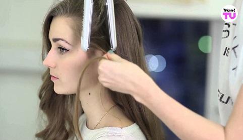 Волосы ребенка выпрямить утюжком