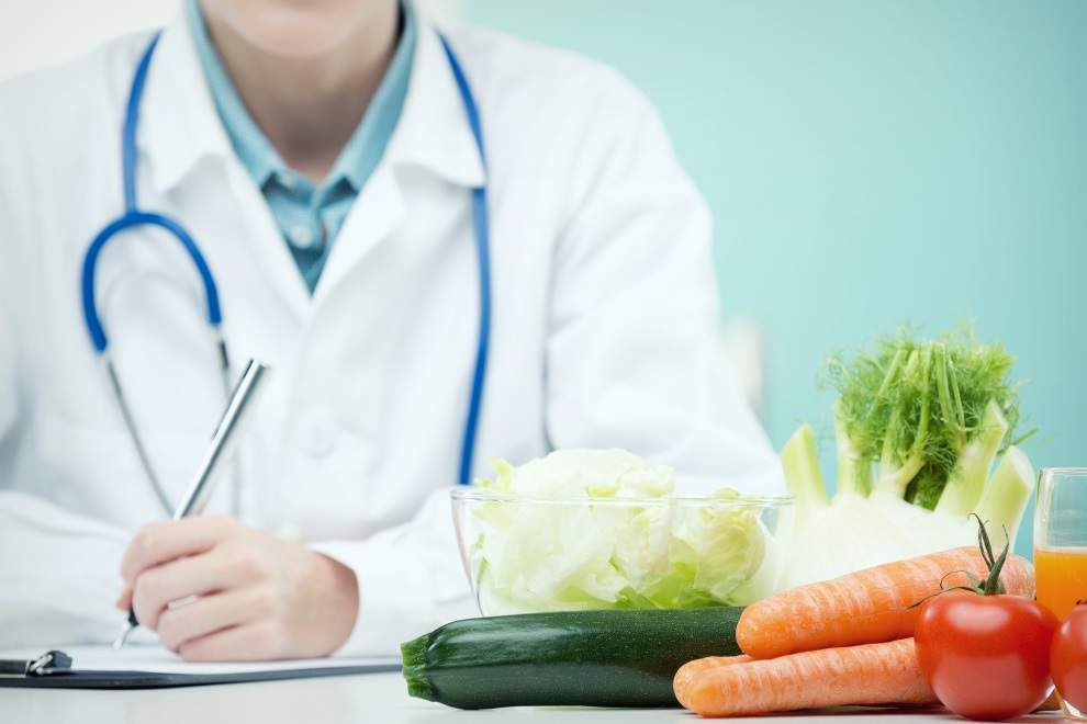 Задачей питания является нормализация липидного показателя крови