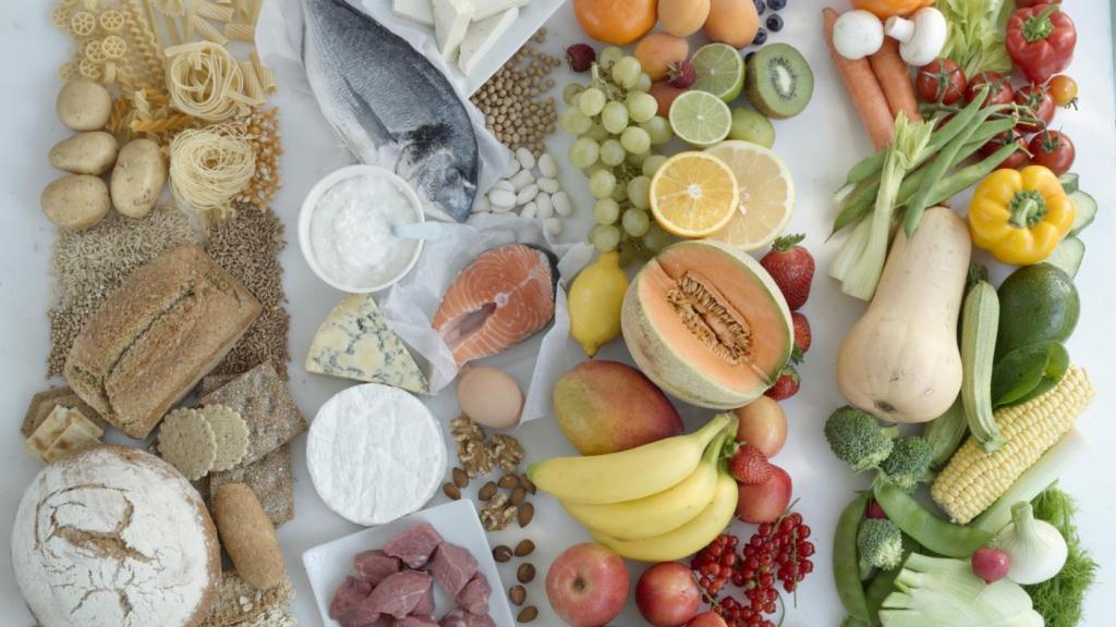 Cбалансированное питание