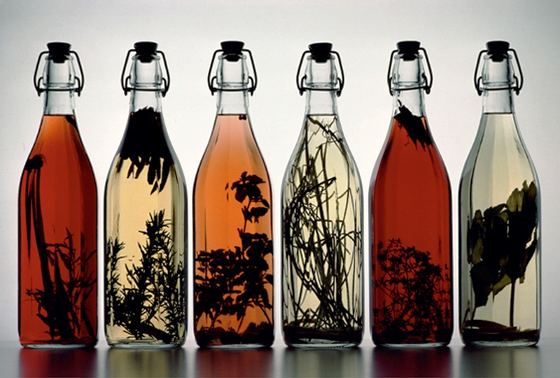 Спиртовые и водочные настойки
