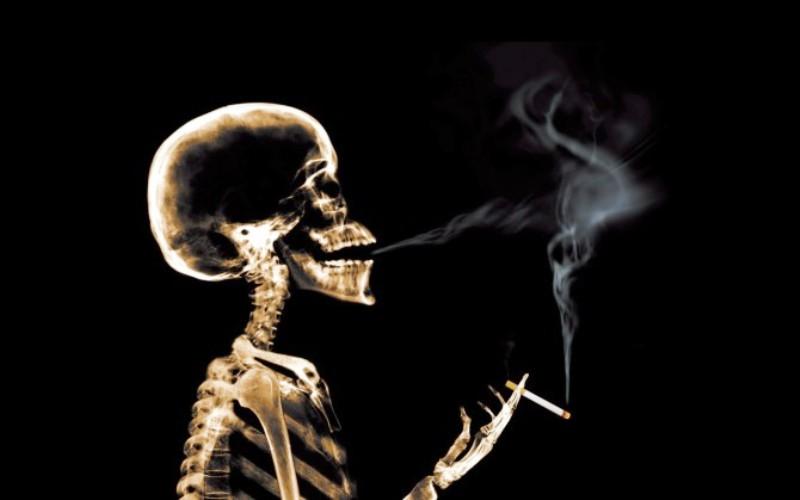 Курение - вредно!