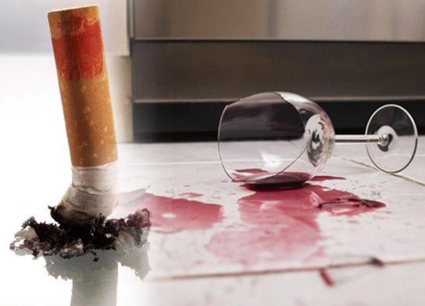 Можно ли курить и пить спиртное после инфаркта миокарда?
