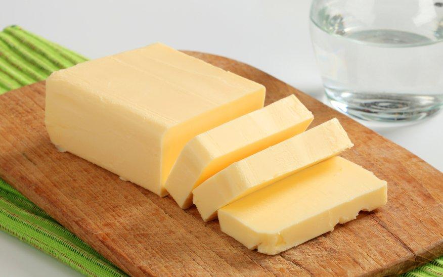 Холестерина в сливочном масле довольно много