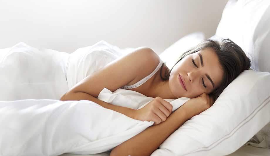 позиции для сна при остеохондрозе