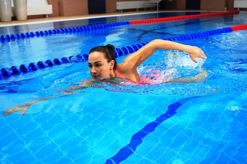 Плавание при ВСД