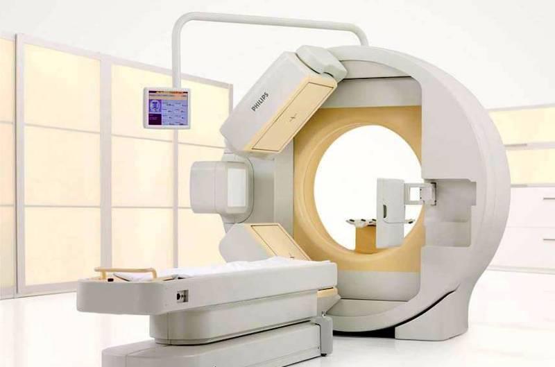 Оборудование для радиоизотопная сцинтиграфии миокарда