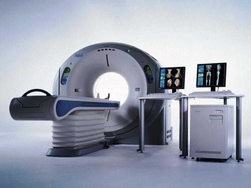 Оборудование компьютерной томографии