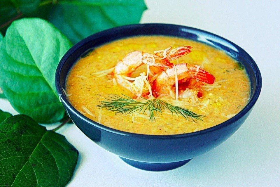 Супы способствуют выведению вредных веществ