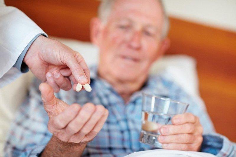 Лечение инфаркта у пожилых