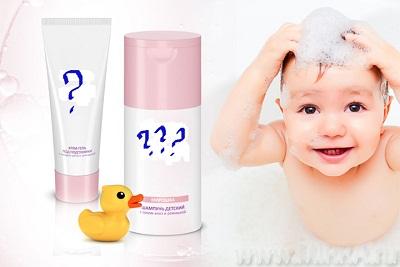Шампуни для волос для детей