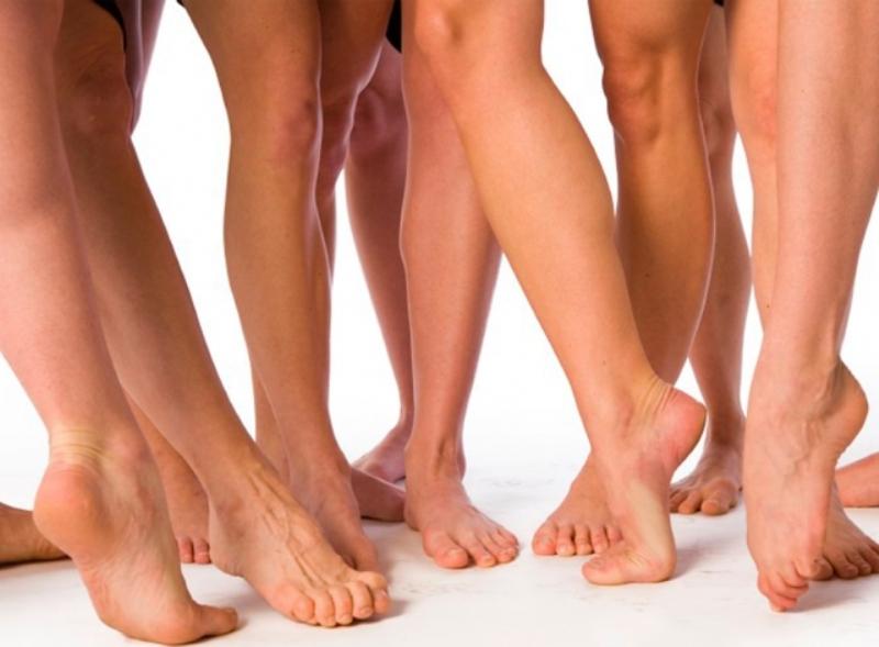 Чистенькие ножки без варикоза