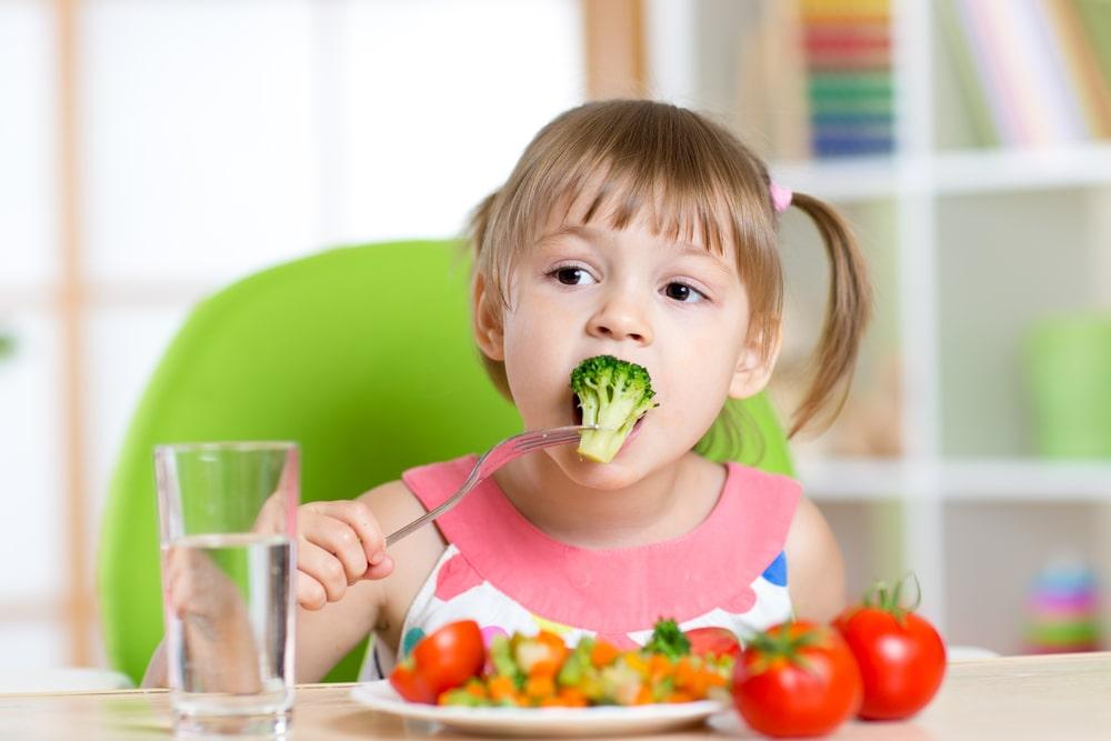 полезные продукты для детей
