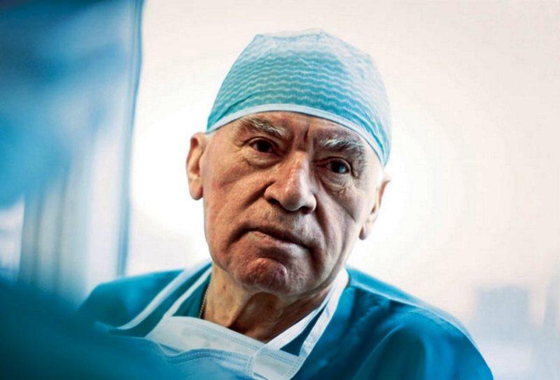 Один из лучших кардиохирургов мира Лео Бокерия
