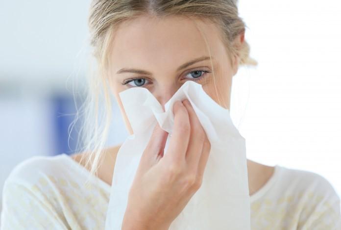 аллергический чих