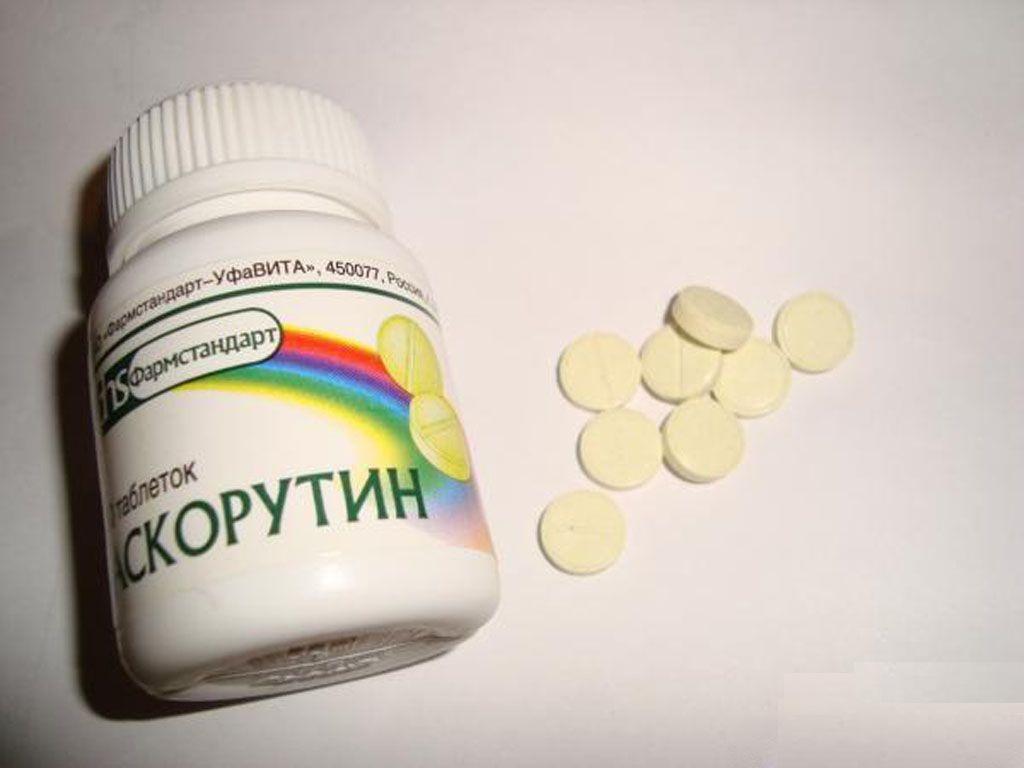 Аскорутин против варикоза - отзывы