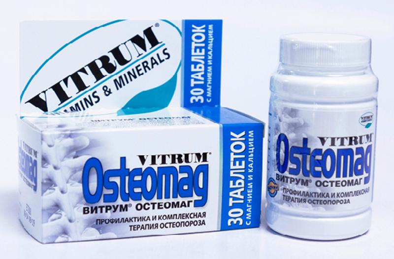 Препарат Остеомаг в таблетках