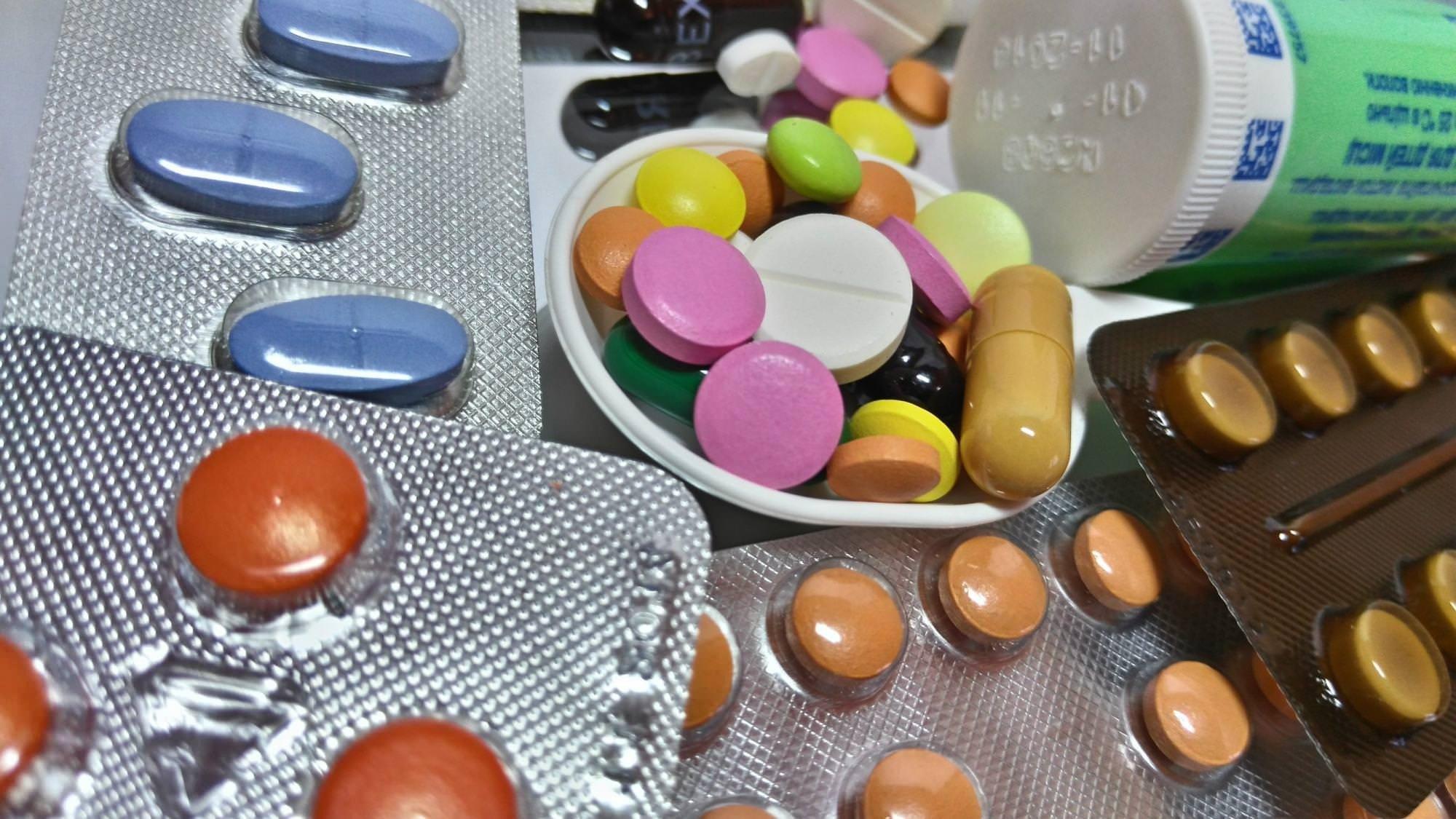 Медицинские лекарства назначают только лечащим врачом