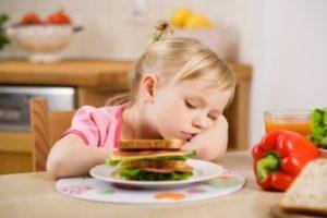 Как лечить пищевую аллергию у детей
