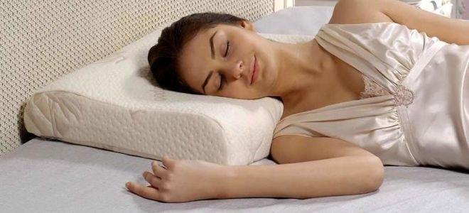 Как врачи рекомендуют правильно спать при шейном остеохондрозе?