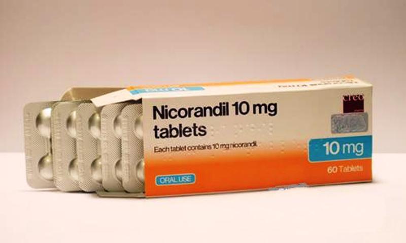 Никорандил в таблетках