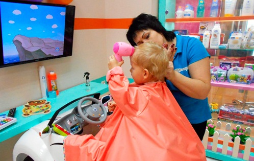 Машинку ребенку для стрижки волос, какую лучше