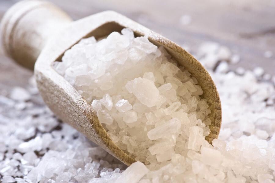 Свойства морской соли
