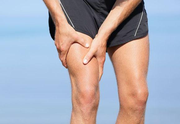 боль в ноге у мужчины