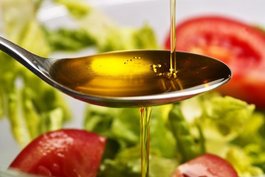 Растительные масла отличаются своим составом