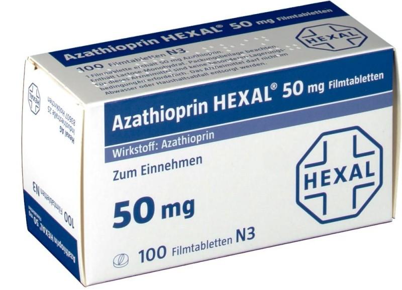 Препарат Азатиоприн
