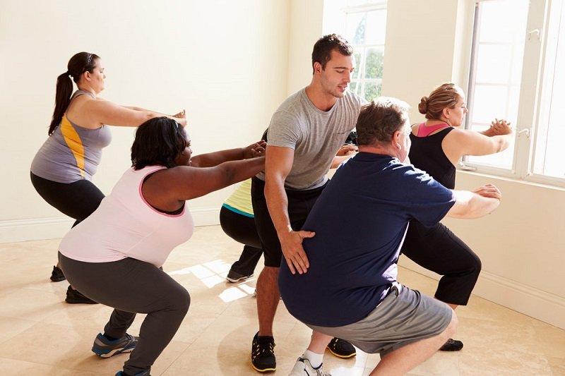 Когда возникает потребность в ЛФК, для людей с ожирением программу занятий должен составлять лечащий врач.