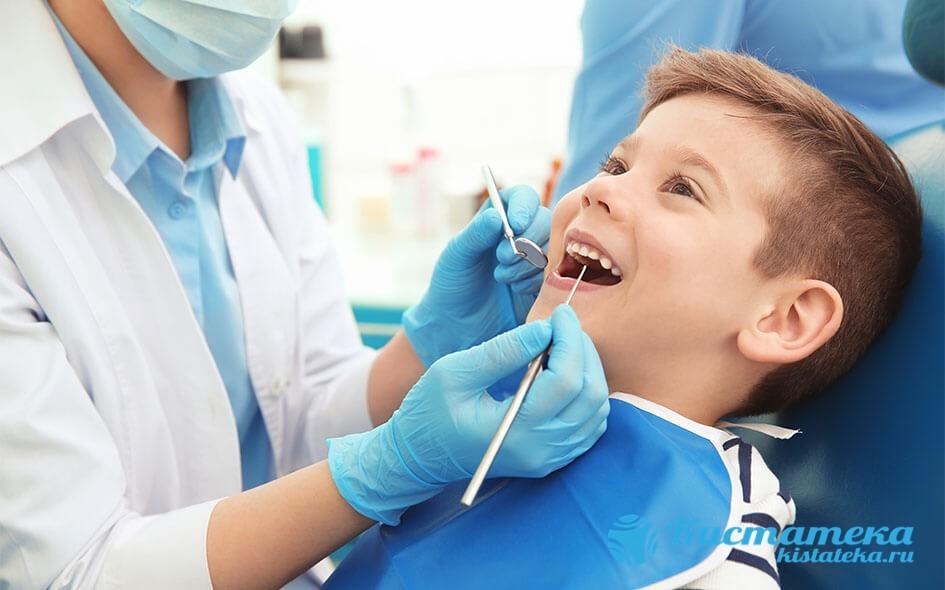 Неободимо проводить плановые осмотры у стоматолога