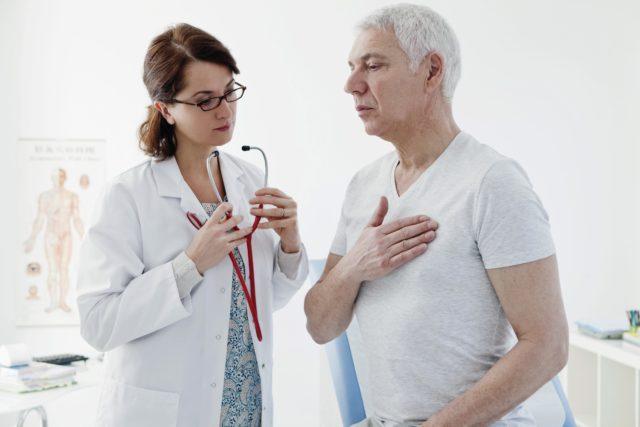 Бессимптомный неконтролируемый процесс заболевания в геометрической прогрессии повышает риски летального исхода, который может наступить мгновенно