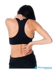 Возможно появление остеоондроза
