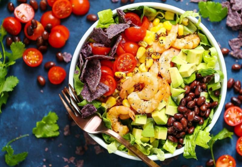 Средиземноморское блюдо