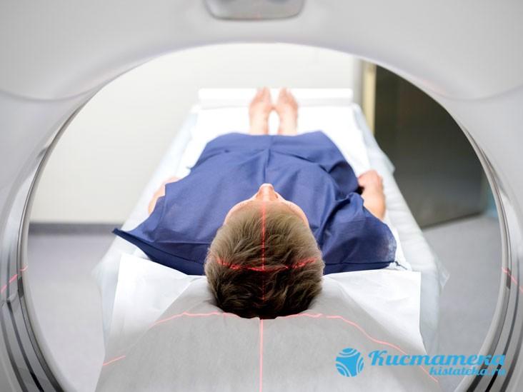 МРТ – один из самы показательны способов постановки диагноза