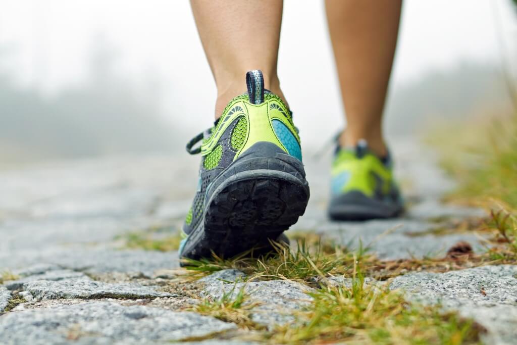 Профилактика сердечно-сосудистых болезней - ходьба
