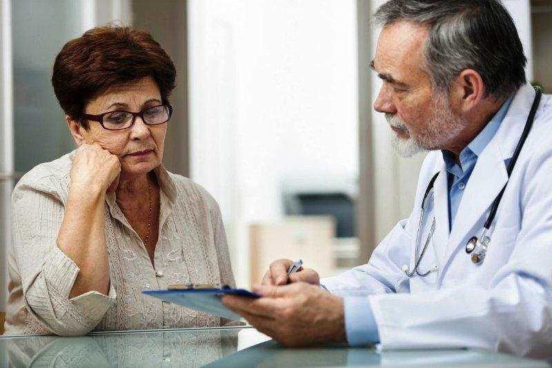 Регулярные консультации с лечащим врачом