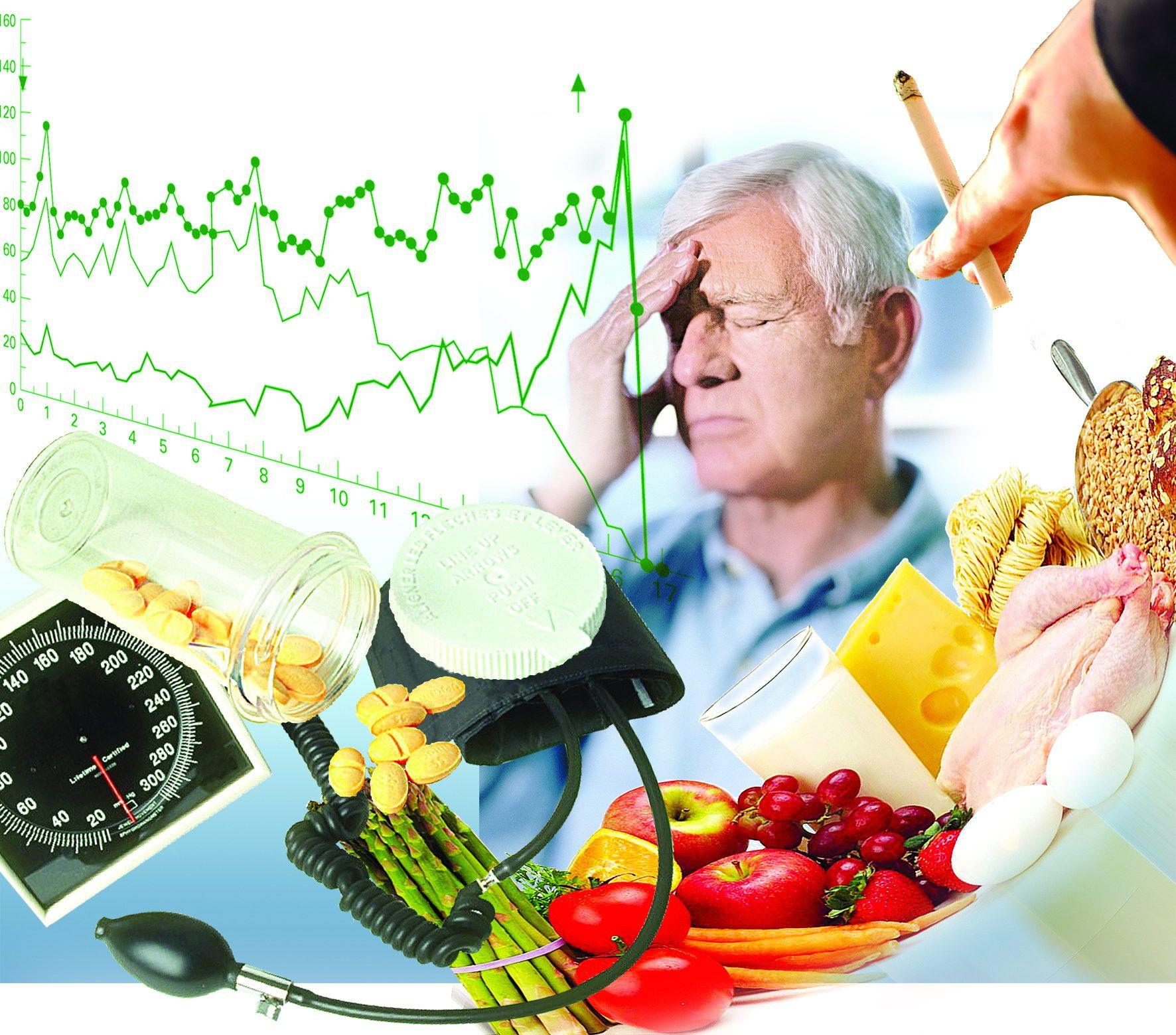 При выявлении первых симптомов повышенного холестерина нужно обратиться к врачу